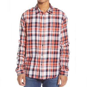 SCOTCH & SODA LIGHT WEIGHT BRUSHED FLANNEL